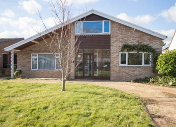 Thumbnail 4 bed detached house for sale in School Lane, Toft, Cambridge