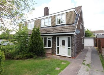 Thumbnail 3 bedroom semi-detached house for sale in Gleneagles Close, Bramhall, Cheshire, .