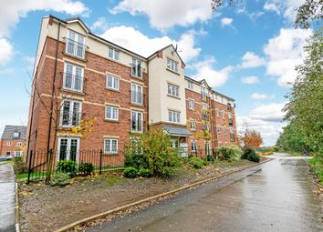 Thumbnail 1 bed flat for sale in Hucklow Drive, Warrington