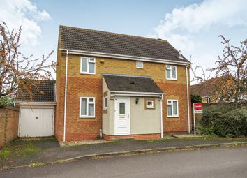 Thumbnail 3 bed detached house for sale in Borkum Close, Saxon Fields, Andover