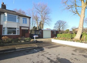 Thumbnail 3 bed semi-detached house for sale in Larch Avenue, Swinton, Manchester