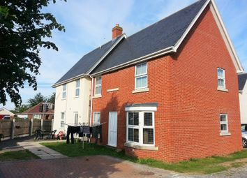 Thumbnail 2 bedroom flat to rent in Elmstead Market, Colchester