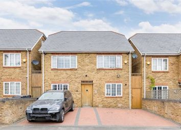 Thumbnail 4 bed detached house to rent in Goldsmiths Close, London