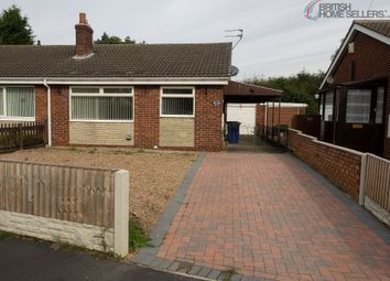 Thumbnail 2 bedroom semi-detached bungalow for sale in Measham Drive, Stainforth, Doncaster, South Yorkshire