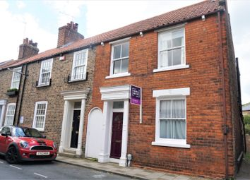 Thumbnail 3 bed end terrace house for sale in Trinity Lane, Beverley