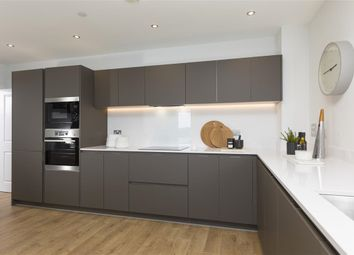 Thumbnail 3 bed flat for sale in Harrison Way, London
