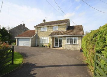 Thumbnail 3 bed detached house for sale in Martin Street, Baltonsborough, Glastonbury