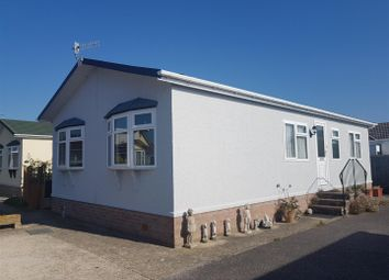 Thumbnail 2 bed mobile/park home for sale in Rowlands Caravan Park, Putton Lane, Chickerell, Weymouth