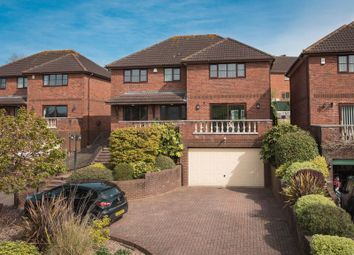 Thumbnail 4 bed detached house for sale in Western Road, Crediton