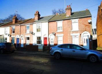 Thumbnail 2 bed terraced house to rent in Lisle Road, Colchester, Essex