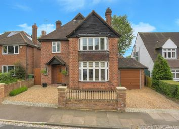 Thumbnail 5 bed detached house for sale in Lancaster Road, St. Albans