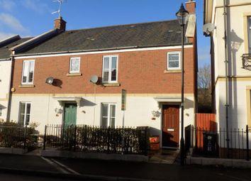 Thumbnail 3 bed end terrace house for sale in Britten Road, Swindon