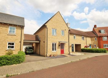 Thumbnail 3 bed semi-detached house for sale in Mario Way, Colchester, Essex