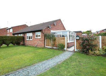 Thumbnail 2 bed semi-detached bungalow for sale in Asquith Close, Biddulph, Stoke-On-Trent
