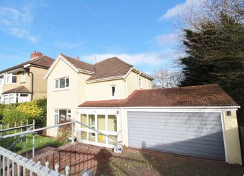 Thumbnail 3 bedroom detached house for sale in Brynglas Avenue, Newport