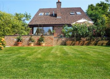 Thumbnail 4 bed detached house for sale in Downe Avenue, Sevenoaks