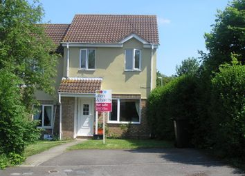 Thumbnail 3 bed property to rent in Basil Close, Swindon