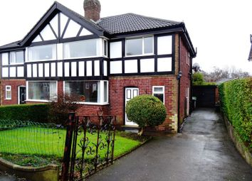 Thumbnail 3 bed semi-detached house for sale in Rising Sun Road, Macclesfield