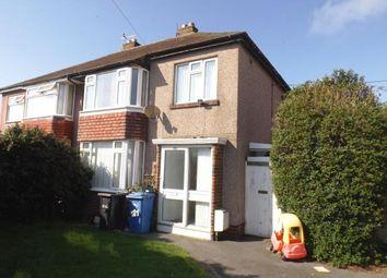 Thumbnail 3 bed semi-detached house for sale in Gwynfryn Avenue, Rhyl, Denbighshire