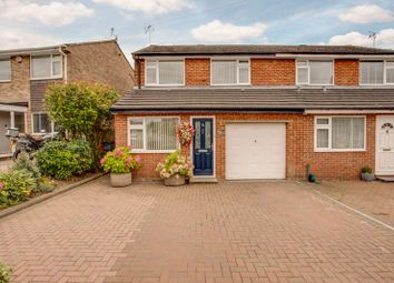 Thumbnail Semi-detached house for sale in Georges Hill, Widmer End, High Wycombe