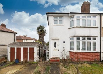 3 Clinton Avenue, Welling, Kent DA16. 3 bed semi-detached house for sale