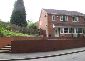 3 bed semi-detached house for sale in Edwinstowe Close, Brierley Hill DY5