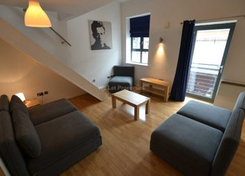 Thumbnail 3 bed flat to rent in Newton Street, Manchester