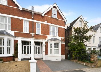 Thumbnail 4 bed semi-detached house for sale in Parkwood Road, London