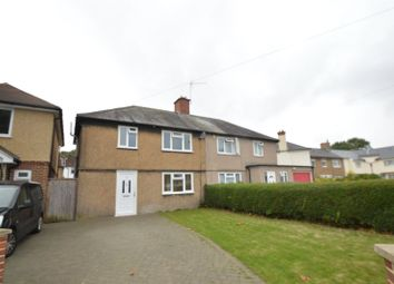 Thumbnail 3 bed semi-detached house to rent in Longhurst Road, Croydon