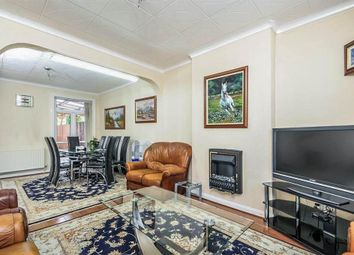 Thumbnail 3 bedroom end terrace house for sale in Guildford Road, Croydon