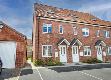 Thumbnail 3 bed end terrace house for sale in President Place, Harworth, Doncaster