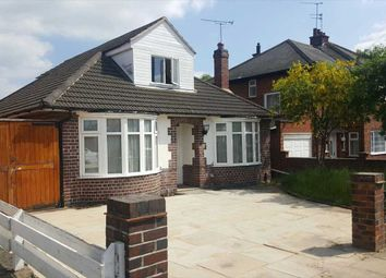 Thumbnail 4 bed bungalow to rent in Romway Avenue, Leicester