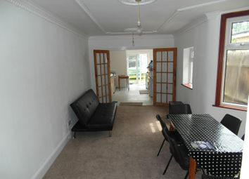 Thumbnail 3 bed terraced house to rent in Kensington Avenue, London