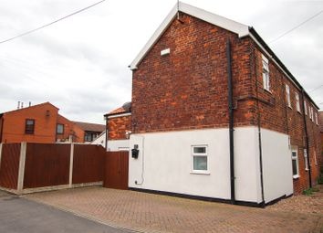 Thumbnail 2 bed end terrace house for sale in Dam Road, Barton-Upon-Humber, North Lincolnshire