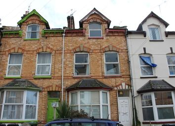 Thumbnail 3 bedroom flat to rent in Raleigh Road, St. Leonards, Exeter