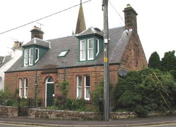 Thumbnail 4 bed detached house for sale in Dalveen Grange Road, Moffat, Dumfries And Galloway.