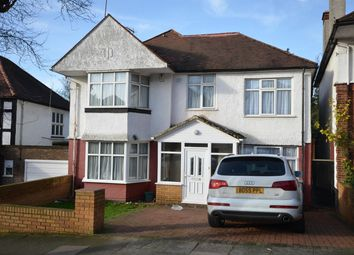 Thumbnail 6 bed detached house for sale in Corringham Road, Wembley, Middlesex