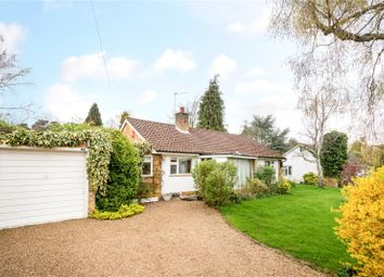 Thumbnail 4 bed detached bungalow for sale in Eastwick Road, Hersham, Walton-On-Thames, Surrey