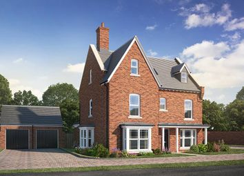 "Thumbnail 5 bed detached house for sale in ""The Ledbury"" at Park Road, Hagley, Stourbridge"