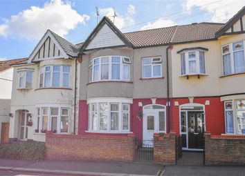 Thumbnail 4 bed terraced house for sale in Southbourne Grove, Westcliff-On-Sea, Essex