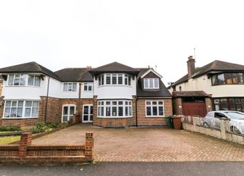 Thumbnail 5 bed semi-detached house for sale in Nevin Drive, London