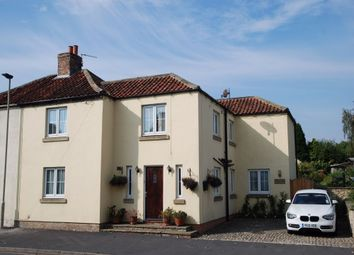 Thumbnail 4 bed cottage for sale in Main Street, Amotherby, Malton