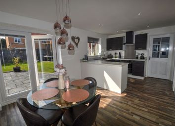 Thumbnail 4 bed detached house for sale in Wellesley Drive, South Shore, Blyth