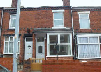 Thumbnail 2 bed town house to rent in Dartmouth Street, Burslem, Stoke-On-Trent