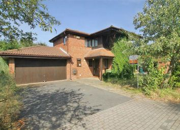 Thumbnail 4 bed detached house to rent in Haythrop Close, Downhead Park, Milton Keynes