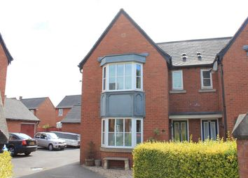 Thumbnail 3 bedroom property to rent in Old Mill Way, Weston Village, Weston-Super-Mare