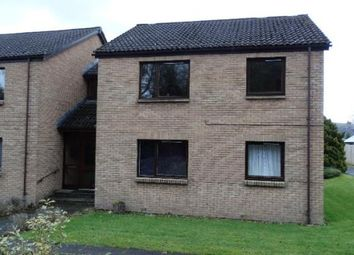 Thumbnail 2 bed flat to rent in Kingsmuir Court, Peebles