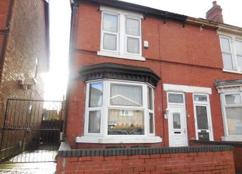 4 bed terraced house for sale in Newhampton Road West, Wolverhampton WV6