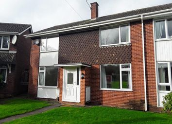 Thumbnail 3 bed semi-detached house for sale in Vale Gardens, Penkridge, Stafford