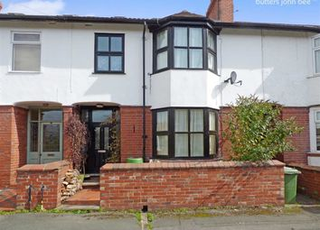 Thumbnail 4 bed town house for sale in Meaford Avenue, Stone, Staffordshire